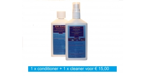 Aquaclean Vinylreiniger + 1 x conditioner
