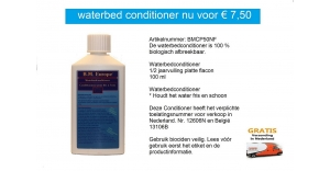 Blue Magic waterbed conditioner